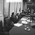 Interpellatie J Bommer (PvdA) in Tweede Kamer Achter de regeringstafel ministe, Bestanddeelnr 910-9730.jpg