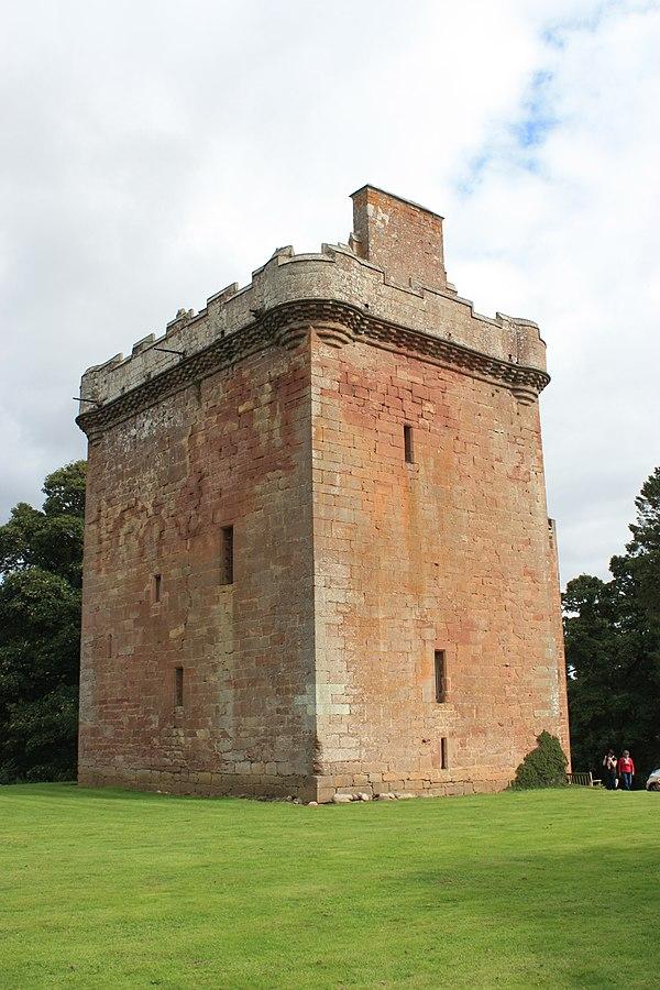 Inverquharity Castle