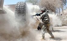 Iraq firefight