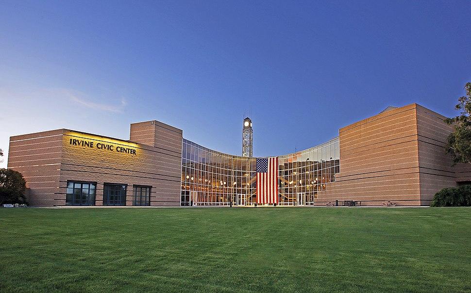 Irvine City Hall