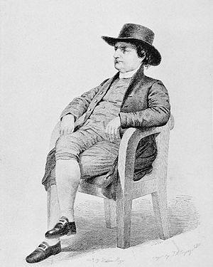 Isaac Hopper - Image: Isaac Hopper engraving