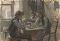 Isaac Israëls - De schaakspelers.jpg