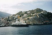 Greece has thousands of islands one of which is Hydra island