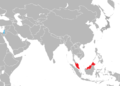 Israel-Malaysia locator.png