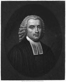 Israel Acrelius Swedish missionary and clergyman