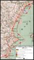 Iter Scipionis ab Tarraco ad Novam Carthago 209 aC.png