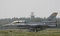 J-369 an F-16BM of the hosts of Nato Tiger Meet 2010, 313 Squadron (5068468310).jpg