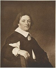 Portrait of André de Villepontoux (....-1663)