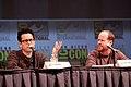 J. J. Abrams & Joss Whedon (4840594196).jpg