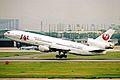 JA8538 DC-10-40I Japan Airlines NGO 20MAY03 (8419739538).jpg