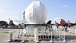 JASDF Nike-J missile tracking radar at Hamamatsu Air Base Publication Center November 24, 2014 03.jpg