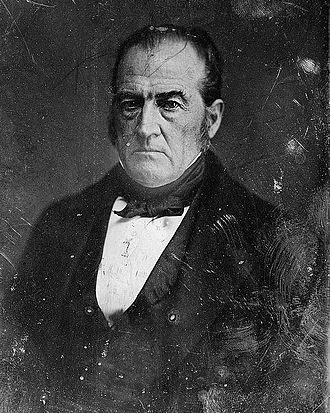 Tennessee in the American Civil War - John Bell (1796–1869), 1860 Constitutional Union Party presidential candidate