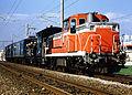 JNR DE10 1184 oiran 1987.jpg