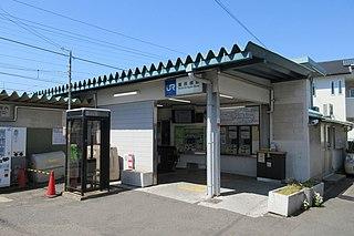 Higashi-Kaizuka Station Railway station in Kaizuka, Osaka Prefecture, Japan