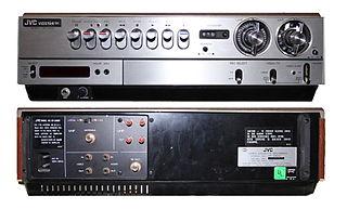 JVC HR-3300U VHS VCR