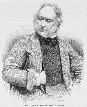 John Frederick Herring Sr. - Image: J F Herring
