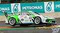 Jaap van Lagen, Martinet by Almeras Porsche 911 GT3, 2019 Porsche Mobil 1 Supercup, Italian Grand Pix Support Race, Monza, 7th September.jpg