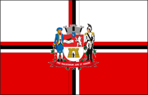 Jacareí - Image: Jacarei flag