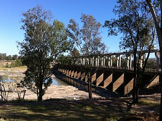 St George, Queensland - Jack Taylor Weir at St George