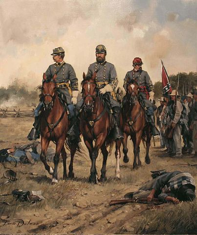 an analysis of the actions by general robert e lee during the american civil war in 19th century Looted art bibliography  most of the citations date from 1936 on reflecting the nazi rise to power and the spanish civil war  a 19th century painting.