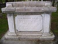 Jacob Bigelow Grave.jpg