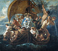 Jacob Jordaens - The Holy Family with Various Persons and Animals in a Boat - Google Art Project.jpg
