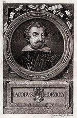 Jakub Horcicky de Tepenec (Jacobus Sinapius en latin)