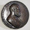 Jacopo da trezzo (da), medaglia di gianello della torre, orologiaio e architetto cremonese, post 1555.JPG