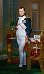 Jacques-Louis David - The Emperor Napoleon in His Study at the Tuileries - Google Art Project 2FXD.jpg