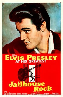 <i>Jailhouse Rock</i> (film) 1957 film by Richard Thorpe