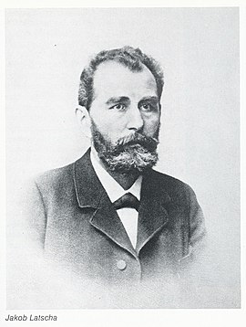 Jakob Latscha