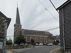 Jalhay - Image: Jalhay, église Saint Michel foto 1 2012 06 28 15.46