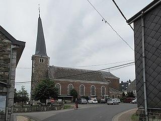 Jalhay Municipality in French Community, Belgium