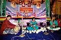 Jaltarang music concert by Vidushi Shashikala Dani at Moorsavir Math Hubballi.jpg