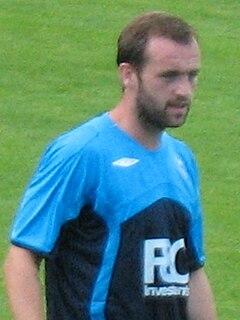 James McFadden Scottish association football player