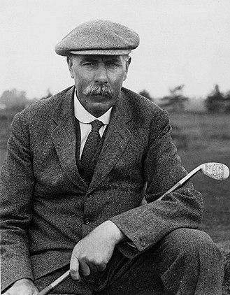 James Braid (golfer) - Braid in 1927