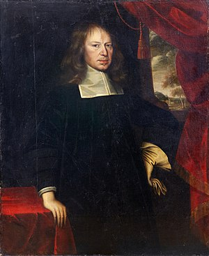 James Steuart of Coltness - Portrait of Steuart by David Scougall (c. 1658)