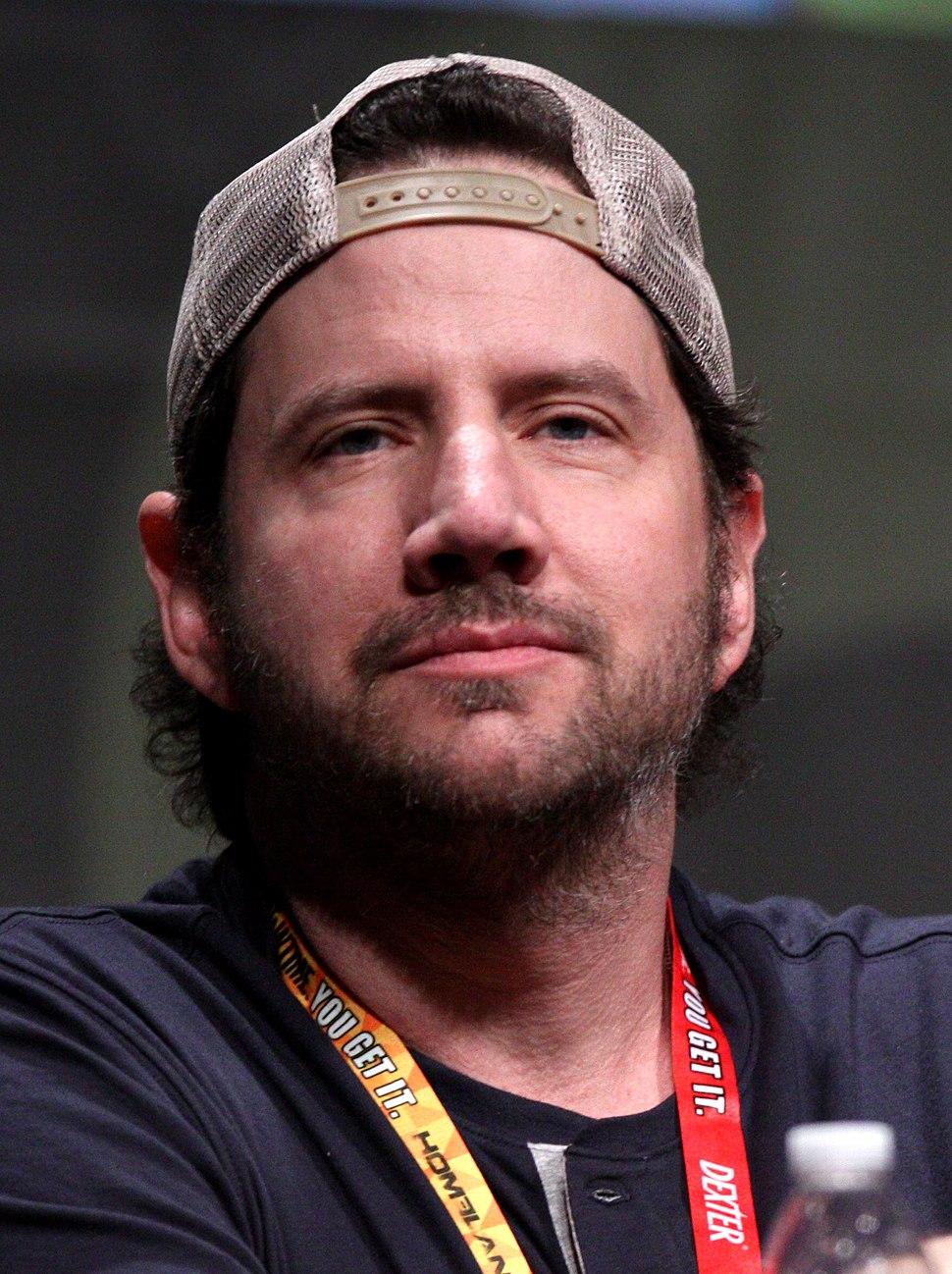 Jamie Kennedy Comic-Con 2012