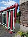 Jan Kuitenbrug - Rotterdam - Metal railing meets stone railing.jpg