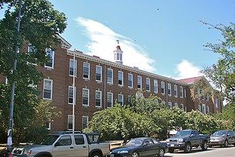 Tenleytown - Janney Elementary School