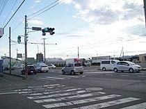 Japanese National Route129 in Atsugi, Kanagawa.jpg
