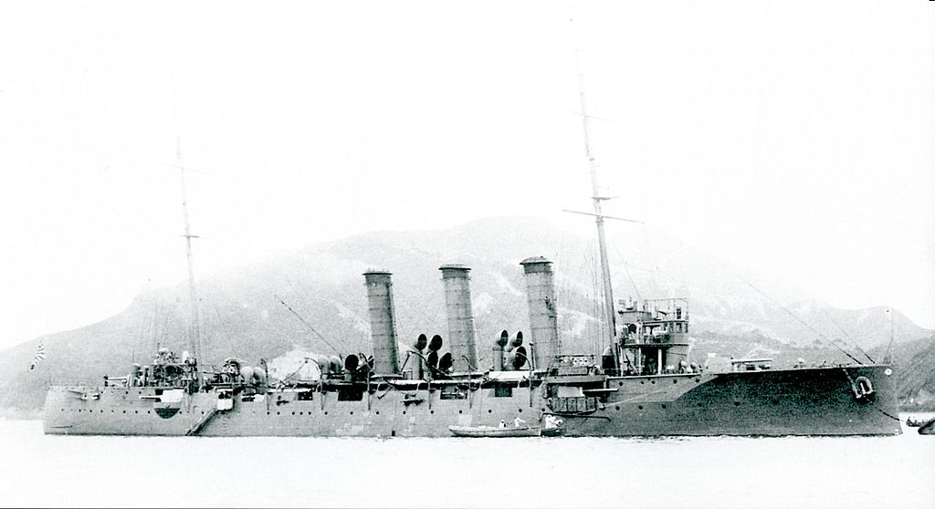 1024px-Japanese_cruiser_Niitaka_in_1918.