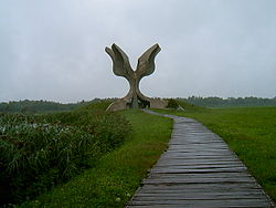Jasenovac Memorial Park.JPG