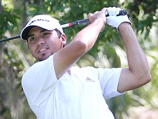 Jason Day Australian professional golfer