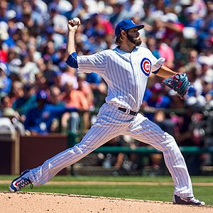 Jason Hammel - Image: Jason Hammel on July 16, 2016 (2)