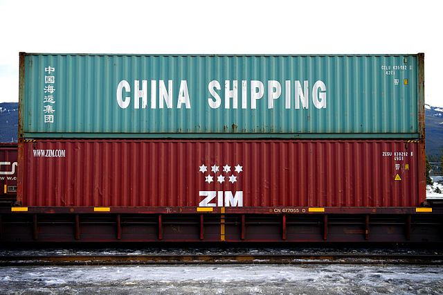 China Shipping - Author PughPugh