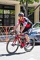 Jean Pierre Drucker of BMC before the start of Stage 1 in Sacramento (34154723594).jpg