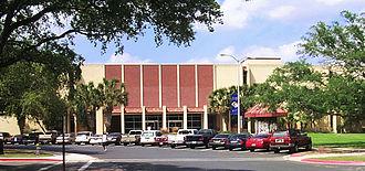 Texas A&M University–Kingsville - James C. Jernigan Library