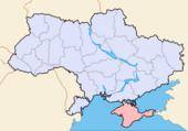 Jewpatorija in der Ukraine