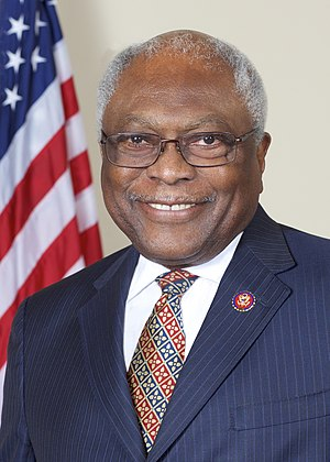 Jim Clyburn official portrait 116th Congress.jpg